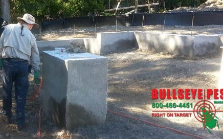 Termite Pretreatment By Bullseye Pest Management